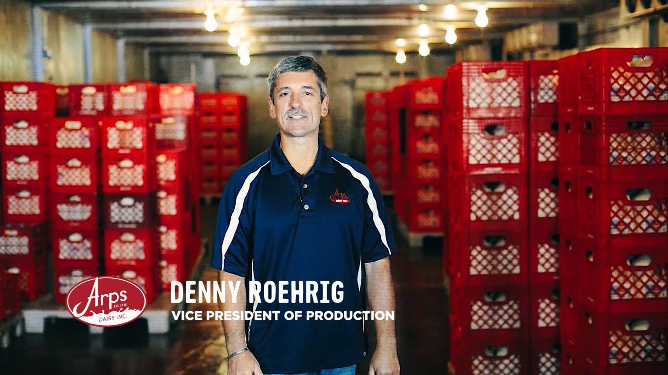 Meet Denny Roehrig