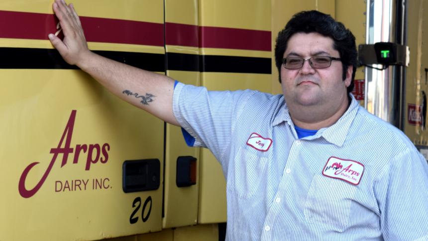Meet Jerry Santos