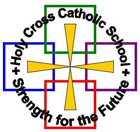 Holy Cross Catholic School Logo