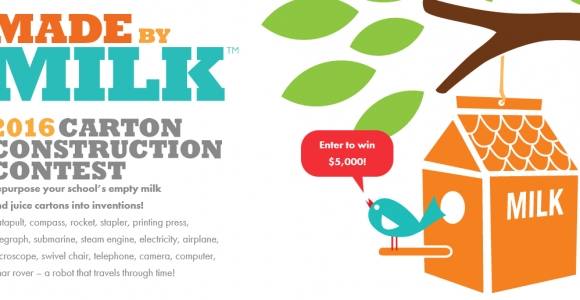 Milk Carton Contest