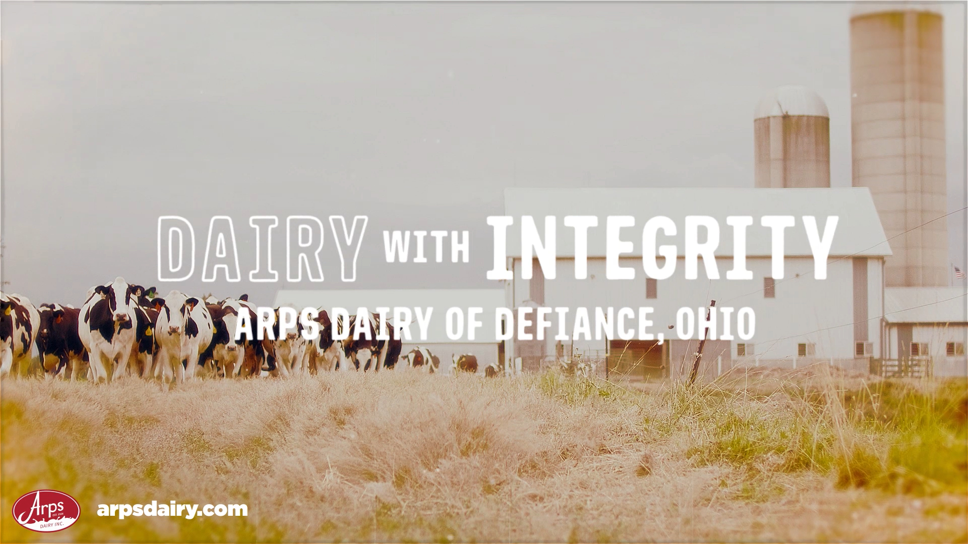 Arps Dairy, Inc. Dairy With Integrity.