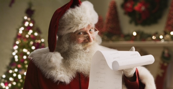 Santa to Visit Defiance Tomorrow!