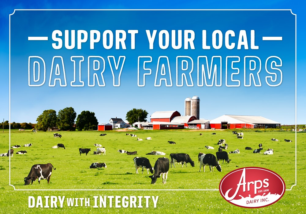 Support Your Local Dairy Farmers